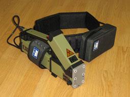 Устройство сканирующее с аккумулятором на поясе